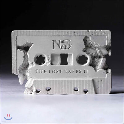Nas (나스) - The Lost Tapes 2 [2LP]