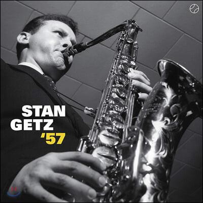 Stan Getz (스탄 게츠) - Stan Getz '57 [LP]
