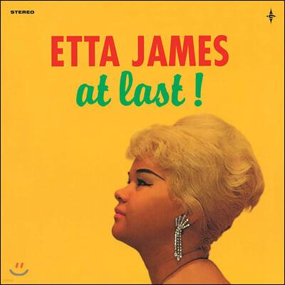 Etta James (에타 제임스) - At Last!  [2LP]