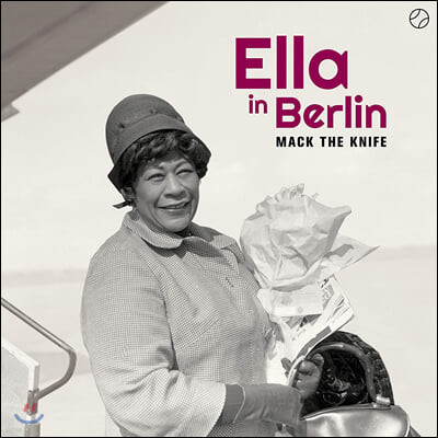 Ella Fitzgerald (엘라 피츠제럴드) - Ella in Berlin: Mack the Knife [LP]