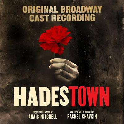 Anais Mitchell - Hadestown (하데스타운: 뮤지컬) (Original Broadway Cast Recording)(3LP)