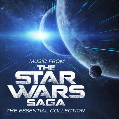 스타워즈 영화음악 베스트 모음집 (Music From The Star Wars Saga - The Essential Collection by John Williams)
