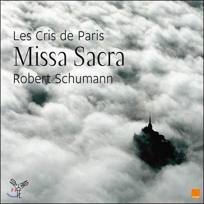 Marianne Crebassa 슈만: 미사 사크라, 4개의 이중 합창곡 (Schumann: Missa Sacra,  Vier doppelchorige Gesange)