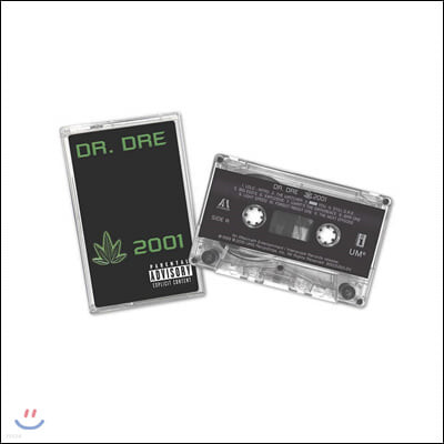 Dr. Dre (닥터 드레) - 2집 2001 [카세트테이프]