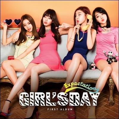 걸스데이 (Girl's Day) 1집 - Expectation