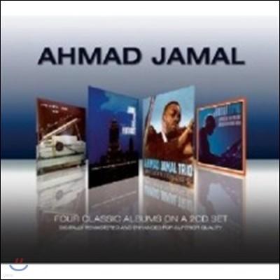 Ahmad Jamal - 4 Classic Albums