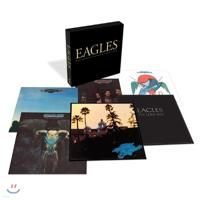 Eagles (이글스) - The Studio Albums 1972-1979 (Limited Edition)