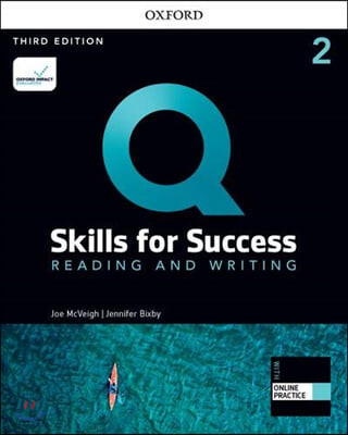 Q Skills for Success Reading and Writing 2 : Student Book, 3/E
