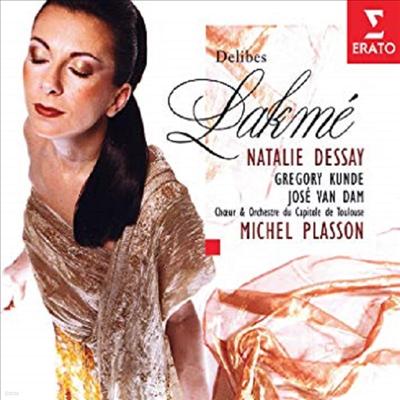 들리브 : 라크메 (Delibes : Lakme) (2CD) - Natalie Dessay