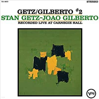Stan Getz & Joao Gilberto - Getz-Gilberto 2 (Vinyl LP)