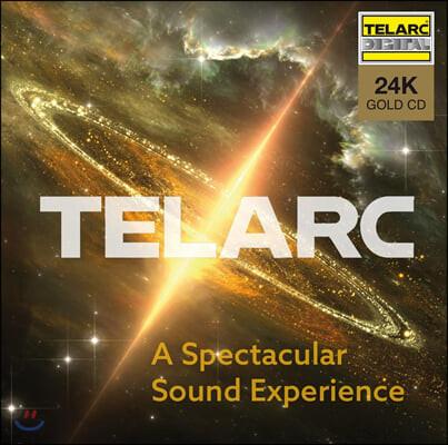 인아쿠스틱 & 텔락 레이블 클래식 컴필레이션 (Telarc: A Spectacular Sound Experience) [24K Gold CD]