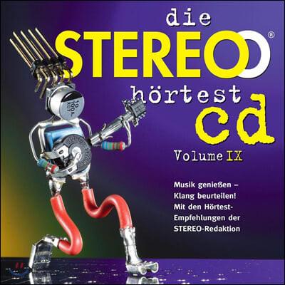 인아쿠스틱 레이블 오디오파일 9집 (Die Stereo Hotest CD, Vol. IX)