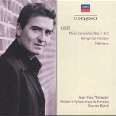 리스트: 피아노 협주곡 1, 2번, 헝가리 환상곡 (Liszt: Piano Concertos No.1 & 2, Hungarian Fantasie) - Jean-Yves Thibaudet