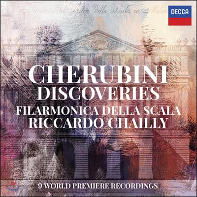 Riccardo Chailly 케루비니: 서곡과 행진곡 (Cherubini: Discoveries)