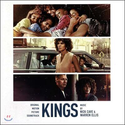 킹스 영화음악 (Kings OST by Nick Cave & Warren Ellis) [LP]