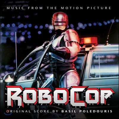 로보캅 영화음악 (Robocop OST by Basil Poledouris 바질 폴레두리스) [LP]