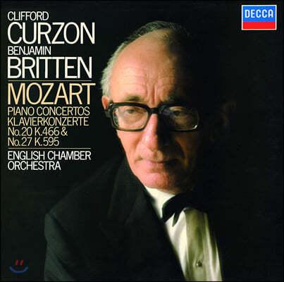 Clifford Curzon 모차르트: 피아노 협주곡 20, 27번 (Mozart: Piano Concertos Nos .20, 27)