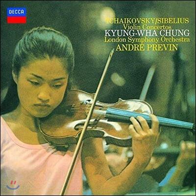 정경화 - 차이코프스키 / 시벨리우스: 바이올린 협주곡 (Tchaikovsky / Sibelius: Violin Concertos)