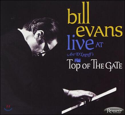 Bill Evans (빌 에반스) - Live at Art D'lugoff's Top of the Gate [2LP]