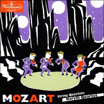 Barylli Quartet 모차르트: 현악 사중주 (Mozart: String Quartets)