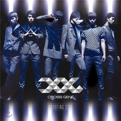 크로스진 (Cross Gene) - Shooting Star (Limited A 버전) [일본 수입 한정반]