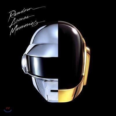 Daft Punk - Random Access Memories (3D 헬멧 에디션)
