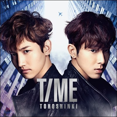 동방신기 (東方神起) - Time [B 버전 초회 한정 수량판]