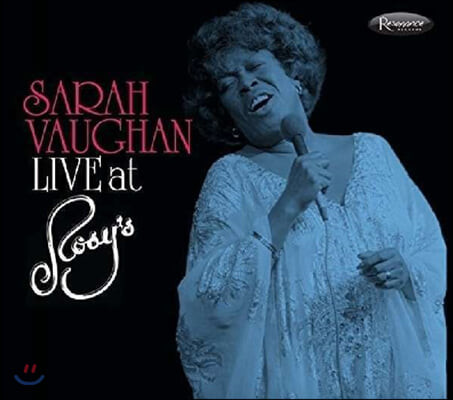 Sarah Vaughan (사라 본) - Live at Rosy's