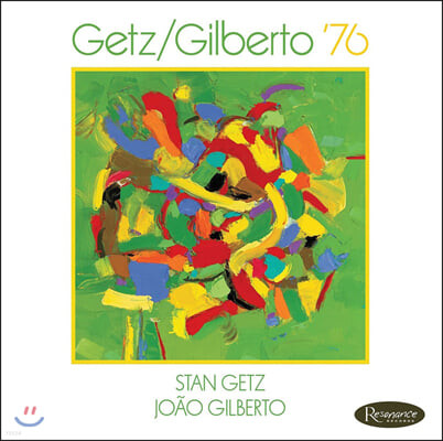 Stan Getz, Joao Gilberto (스탄 게츠, 주앙 질베르토) - Getz/Gilberto '76