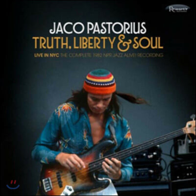 Jaco Pastorius (자코 패스토리우스) - Live in NYC 1983: The Complete 1982 NPR Jazz Alive! Recording
