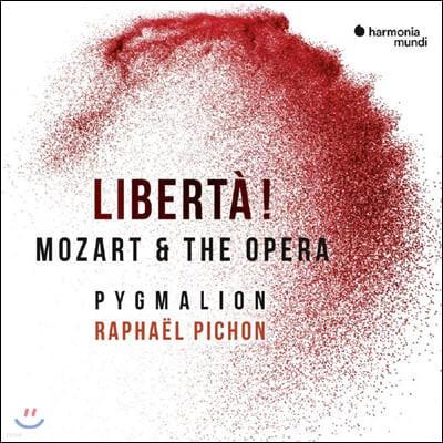 Raphael Pichon 모차르트: 3막으로 이루어진 상상의 드라마 해학극 (Liberta! - Mozart & The Opera)