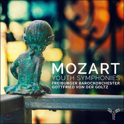 Gottfried von der Goltz 모차르트: 교향곡 1번, 4번, 5번 (Mozart: Youth Symphonies K16, 19, 22)