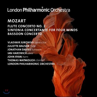 Vladimir Jurowski 모차르트: 플루트 협주곡, 바순 협주곡, 목관을 위한 신포니아 콘체르탄테 (Mozart: Wind Concertos)