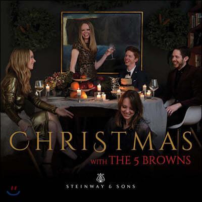 5 Browns 와 함께하는 크리스마스 (Christmas with The 5 Browns)