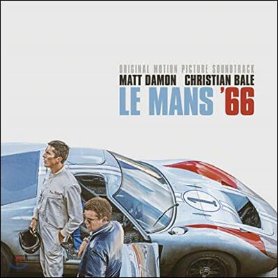 포드 V 페라리 영화음악 (Le Mans '66 OST) [크리스탈 컬러 LP]