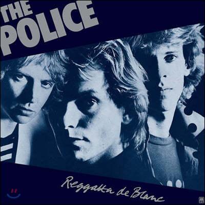 Police (폴리스) - 2집 Reggatta de Blanc [LP]