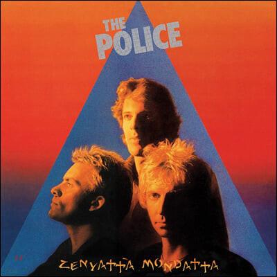 Police (폴리스) - 3집 Zenyatta Mondatta [LP]