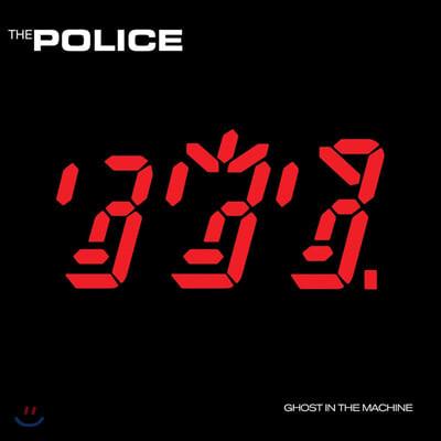 Police (폴리스) - 4집 Ghost In The Machine [LP]