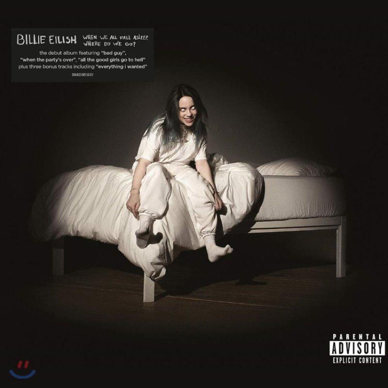 Billie Eilish (빌리 아일리시) - WHEN WE ALL FALL ASLEEP, WHERE DO WE GO? [디럭스 에디션]
