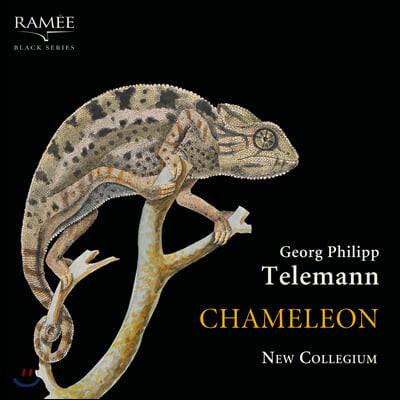 New Collegium 텔레만: 카멜레온 - 실내악 작품집 (Telemann: Chameleon)