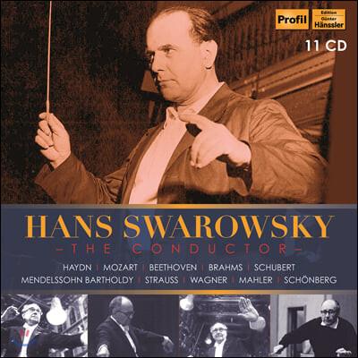 한스 스바로프스키의 지휘 예술 (Hans Swarowsky - The Conductor)