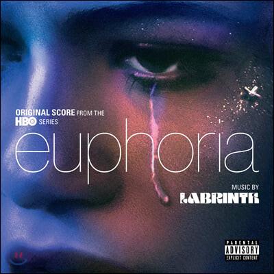 `유포리아` HBO 드라마음악 (Euphoria OST by Labrinth) [2LP]