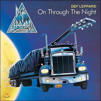Def Leppard (데프 레퍼드) - On Through The Night [LP]