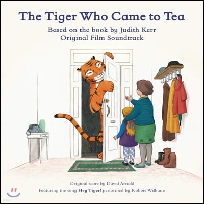 차를 마시러 온 호랑이 영화음악 (The Tiger Who Came To Tea Original Film Soundtrack)