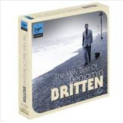 브리튼 명작집 (Very Best of Benjamin Britten) (3CD Boxset) - Simon Rattle