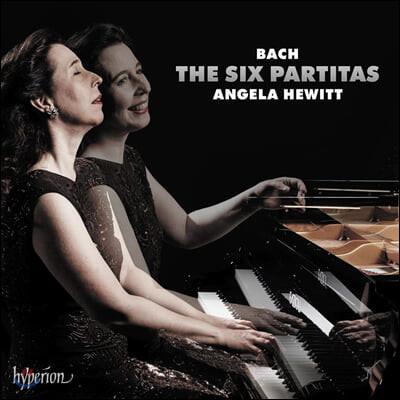 Angela Hewitt 바흐: 파르티타 전곡 - 안젤라 휴이트 (Bach: The Six Partitas BWV825-830)