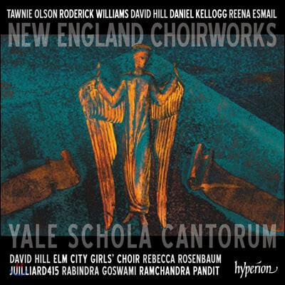David Hill 뉴 잉글랜드의 합창 작품집 (New England Choirworks)
