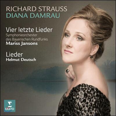 Diana Damrau 슈트라우스: 4개의 마지막 노래 - 디아나 담라우 (Strauss: Vier letzte Lieder and Lieder)