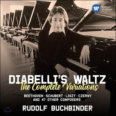 Rudolf Buchbinder 루돌프 부흐빈더 - 디아벨리의 왈츠 (Diabelli's Waltz - The Complete Variations)