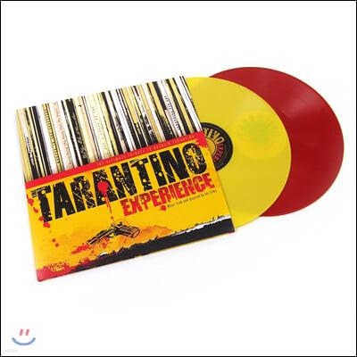 쿠엔틴 타란티노 영화 속 음악 모음집 (Tarantino Experience) [옐로우 & 레드 컬러 2LP]